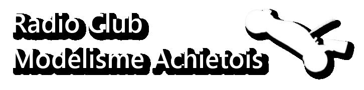 RCMA - Radio Club Modélisme Achietois